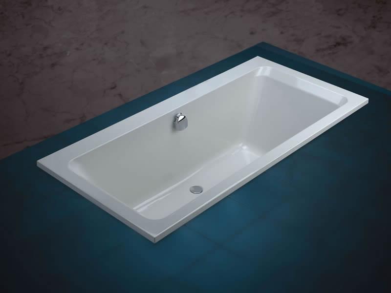 Rectangular Bath Serenity Built In Bath