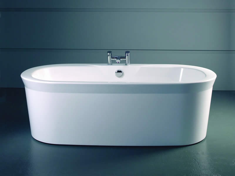 Oval Freestanding Baths - home decor - Laux.us