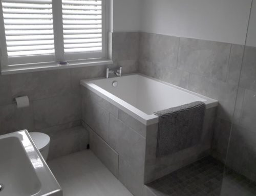 Compact Soaking Tub, Worcestershire