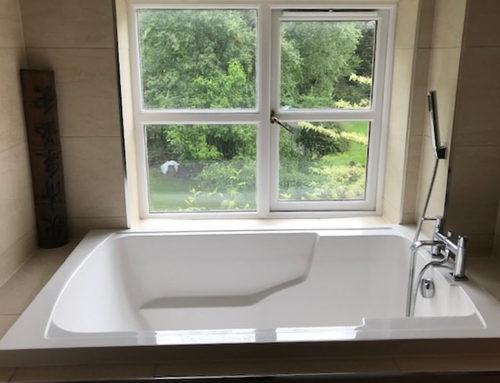 Japanese Soaking Tub, County Durham, UK