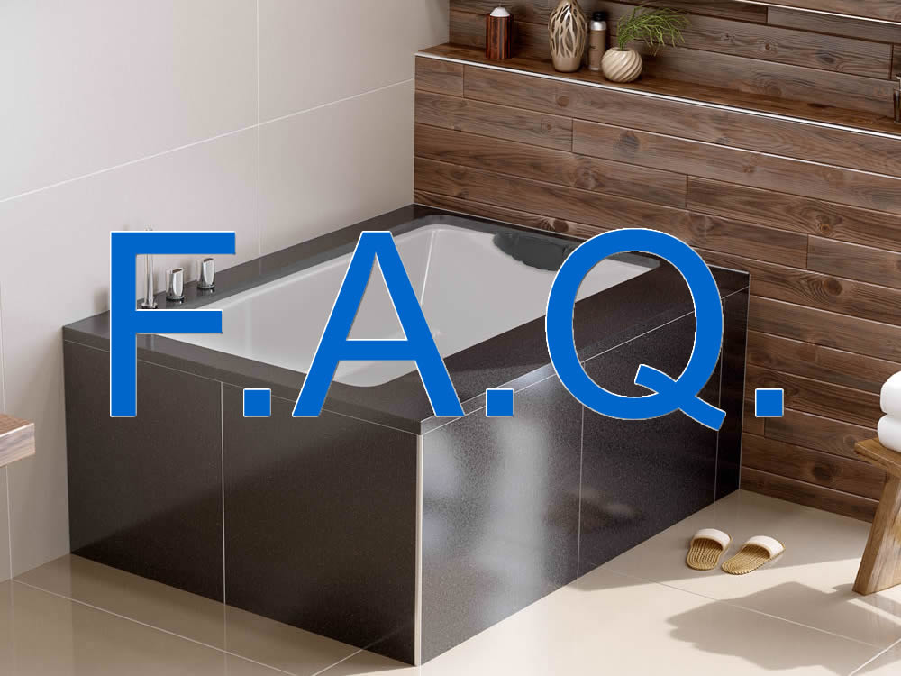 Deep soaking tubs, FAQ