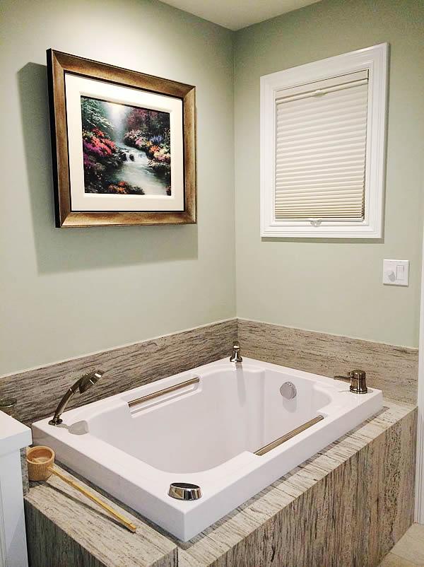 Deep Soaking Tub Cozy Deep Soaking Tub For Modern
