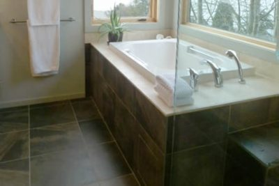 Imersa soaking tub, Tacoma, Washington State