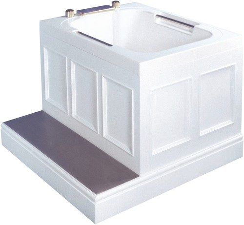 Traditional Deep Soaking Tub Imersa Deep Soaking Bath