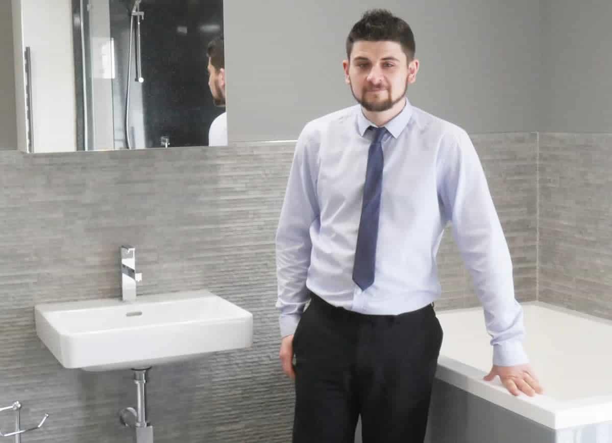 Jordan Petts, Group Sales Manager