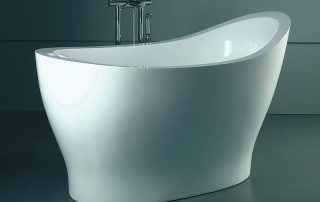 The Pleasance Plus free standing bath from Cabuchon