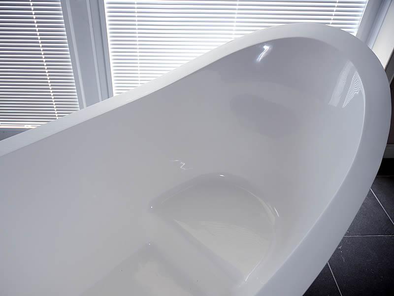 Pleasance Free Standing Bath Slipper Bath Style