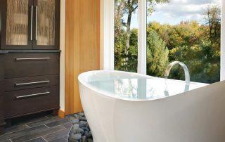 The Pleasance Plus in an award winning bathroom design