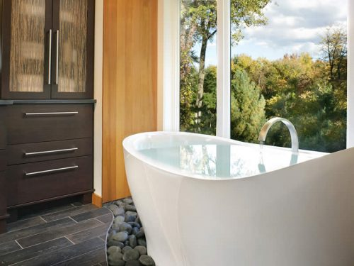 The Pleasance Plus in an award winning bathroom design