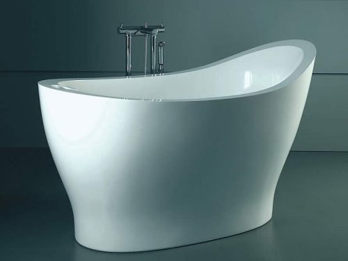 The Pleasance Plus free standing bath