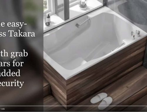 Takara Deep Soaking Tub Video Goes Live